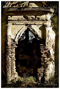 cementerio abandonado