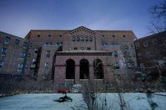 Pilgrim State Hospital