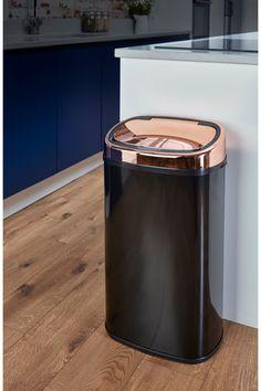 Buy Tower Sensor Lid Bin from the Next UK online shop - Design della cucina