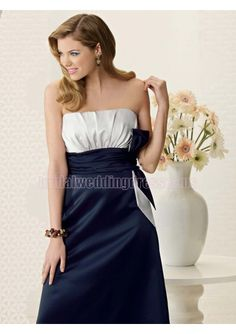 navy blue bridesmaid dresses - Bing Images