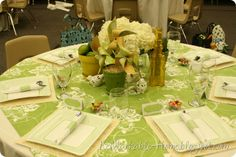 RELIEF SOCIETY BIRTHDAY PARTY {Super Service Soiree} {www.ReMarkableHome.net}