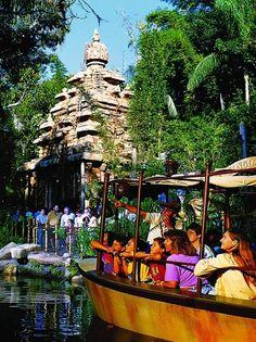 jungle cruise disneyland | jungle cruise disneyland [indiana jones ride in ... | Disneyland!!!