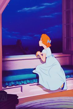 Peter Pan, 1953 - ...Always gonna be my favorite. ♥ #waltdisney #jamesmatthewbarrie