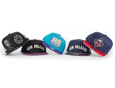 0a0add4d986 Nola 2008 All Star Game MITCHELL   NESS Snapback Cap