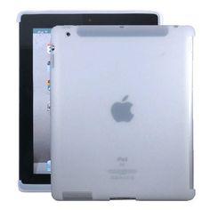Soft Shell - Smart Cut (Hvit - Gjennomsiktig) iPad 3 Deksel Ipad 4, Shells, Samsung, Iphone, Conch Shells, Conchas De Mar, Sam Son, Sea Shells, Seashells
