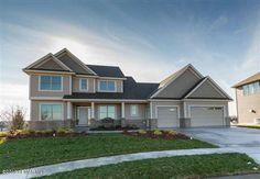 Beautiful home in affluent neighborhood just completed in Rochester, MN. 4 Bedrooms, 2 Full/1 Half Bathrooms, 2,474 Sq Ft., Price: $549,000, MLS#: 4045286