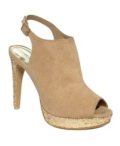 Rampage Shoes, Glasser Platform Shooties - Juniors Shoes - Shoes - Macy's....OR THESE!!! I just don't know the heel size yet..