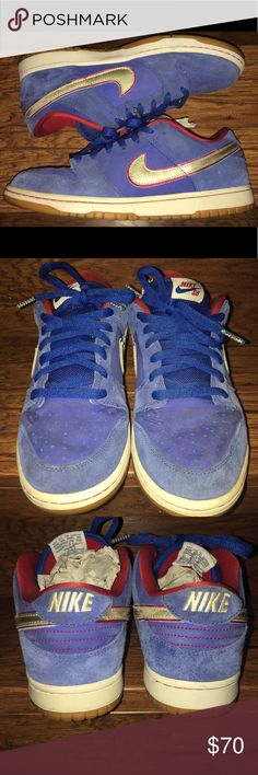 Eric Koston SB Dunks 8/10 Condition Nike Shoes Sneakers