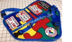 Pin By Julie Hunt On Vests Service Dog Vests Autism Service