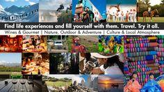 #experiencias #viajes #viaje #aMedida #Sudamerica #destinos #vinos #gourmet #naturaleza #aventura #outdoor #cultura #local #conoce #descubre #treking #tango #capoeira #polo #samba #pueblos #coyas #gauchos #costumbres #tradiciones #glaciares #cataratas #brasil #peru #argentina #chile #bolivia #travel #trip #journey #traveling #experiences #SouthAmerica #destinations #wines #nature #adventure #culture #discover #trekking #towns #traditions #waterfalls #glaciers