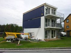 Shipping Container Homes Architect
