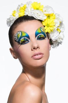 True artistry.  makeup-nagy_julia_spring_2