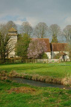 Meonstoke , Hampshire, England