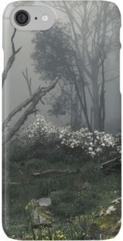 Fogscape iPhone 7 Cases