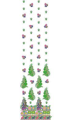 8430  Daman Embroidery Design