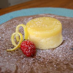 """Stitched Pigeon: How to Make """"Game of Thrones"""" Lemon Cakes"""