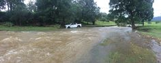 Don't drive through flood waters. 💦