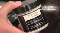 Restor your curly hair with Christopher Robin products.
