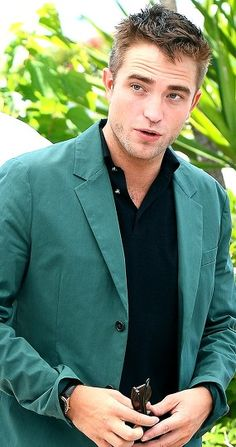 Robert Pattinson at The Rover photo call, Cannes 2014