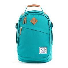 Herschel backpack. Teal.