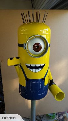 TradeMe.co.nz - Minion Letter box - New Zealand