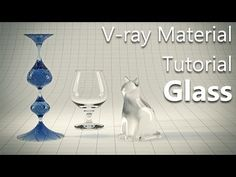 Create Glass and Metal Materials in V-ray and MaxComputer Graphics & Digital Art Community for Artist: Job, Tutorial, Art, Concept Art, Portfolio Vray Tutorials, 3ds Max Tutorials, 3d Tutorial, Digital Art Tutorial, Maya, 3d Max Vray, V Ray Materials, Photoshop Software, Ball Drawing