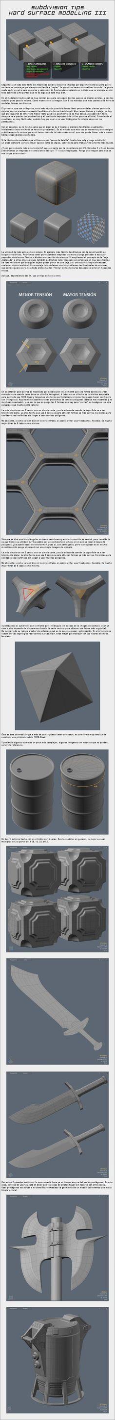 하드 서페이스 모델링 패턴. : 네이버 블로그