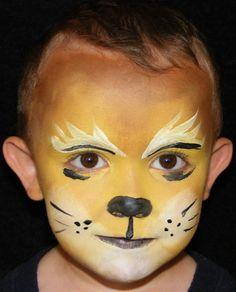 Face Painting Lion | Visit our website www.jojosfacepainting… | JoJos Face Painting | Flickr
