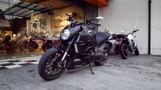 INFO MOGE BEKAS JAKARTA : Forsale Ducati Diavel 2014 - JAKARTA