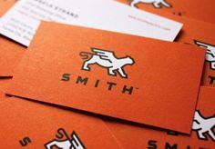 Smith #businesscard #design