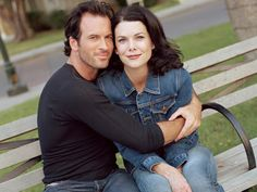 15 Best Luke and Lorelai Moments on 'Gilmore Girls'