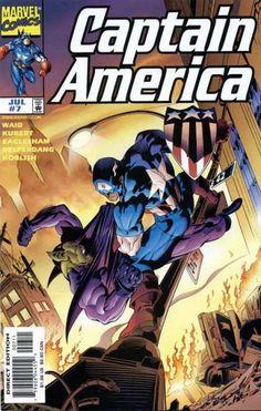 Marvel Comics - Waid - Kubert - Eaglesham - Superhero - Andy Kubert