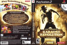 Playstation 2, Hit Songs, Karaoke, Games, Cover, Gaming, Plays, Game, Toys