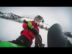 GoPro: Backcountry Snowmobiling in Idaho - YouTube