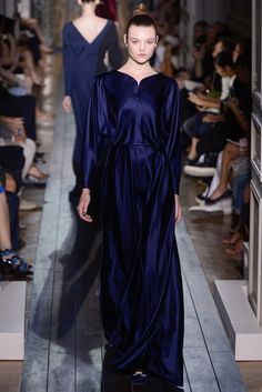 Valentino Fall 2012 Couture Fashion Show - Montana Cox