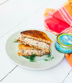 Tone It UP Best Healthy Tuna Salad Sandwich