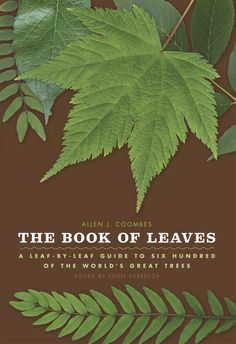 The Book of Leaves: A Leaf-by-Leaf Guide to Six Hundred of the World's Great Trees, Coombes, Debreczy ¶¶ Cloth $55.00¶ ISBN: 9780226139739¶ Published November 2010¶ ¶The Book of Leaves¶¶ A LEAF-BY-LEAF GUIDE TO SIX HUNDRED OF THE WORLD'S GREAT TREES¶¶ 656 pages | 600 color plates, 600 line drawings, 600 maps | 8-1/4 x 10-1/2 | © 2010¶¶ Of all our childhood memories, few are quite as thrilling, or as tactile, as those of climbing trees. Scampering up the rough trunk, spying on the world from…