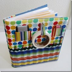 The Ultimate Activity Book--make for road trip bag