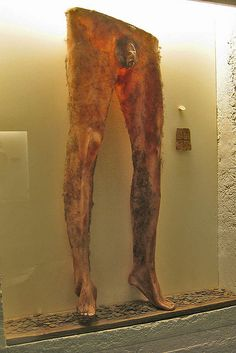 """""""Nábrókarstafur – Medieval practice in Iceland: Necropants, a pair of pants made from the skin of a dead man that are capable of producing an endless supply of money."""""""