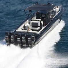 Serious boats, Got Horsepower? - Seatech Marine Products & Daily Watermakers @Seatech Corporation Marine Products