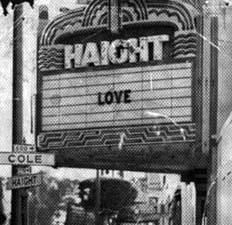 The Straight Theater in San Francisco. Stories and history of the Haight Ashbury. styles, music, fashions and accessories in picture and text. Haight Ashbury, Retro Pictures, Age Of Aquarius, Famous Buildings, Hippie Love, Summer Of Love, Woodstock, Historical Photos, Peace And Love