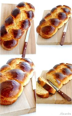2_thumb[29] Greek Sweets, Greek Desserts, Greek Recipes, Desert Recipes, Fun Desserts, Greek Easter Bread, Greek Bread, Baking And Pastry, Recipes From Heaven