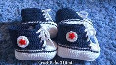 Resultado de imagem para sapatinhos de bebe masculino all star