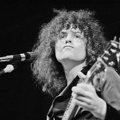 A Marc In Time...October 21st 1971 T.Rex play The Capitol Theater Cardiff on the third date of the Electric Warrior tour