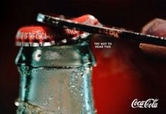 We dare you to try not to hear Coca-Cola's new 'sonic' print ad. Putting a twist on the highly popular sonic branding, Coca-Cola comes up with 'sonic print ads' that you just can't help but hear. Creative Advertising, Print Advertising, Print Ads, Advertising Campaign, Coke Ad, Coca Cola Ad, Art Director, Pub Coca, Foto Macro