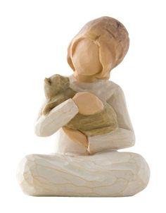 Willow Tree 26218 Figur Liebenswürdigkeit (Mädchen) von Enesco Ltd,