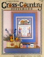 "Gallery.ru / tr30935 - Альбом ""Cross Country Stitching 1989-02 Feb"""