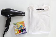 Aprenda a fazer uma estampa em relevo que traz um efeito de bordado incrível para as suas roupas. Renove o guarda-roupa com ideias criativas de customização