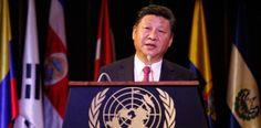 China propone un nuevo modelo de relaciones con Latinoamérica y...