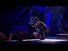 Luke Bryan - Kiss Tomorrow Goodbye - Live - ACA 2012
